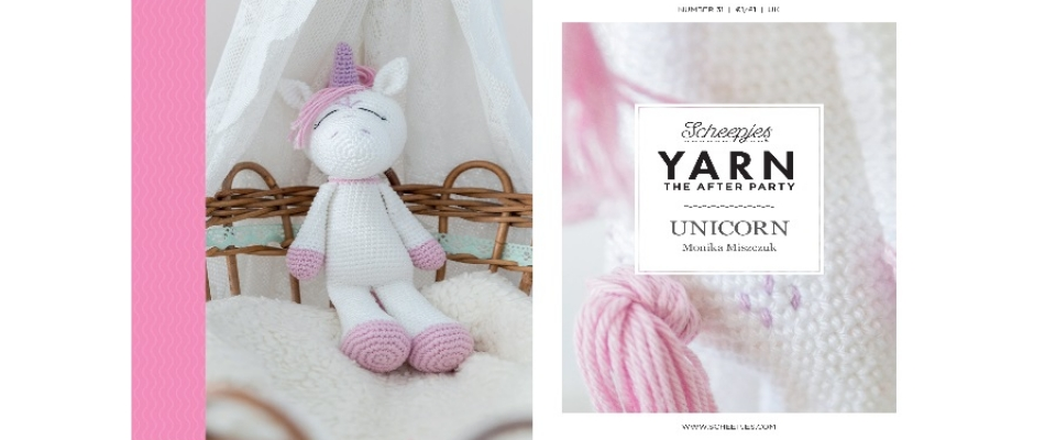 Unicorn yarn 30