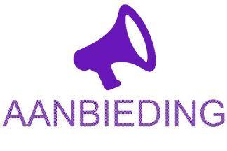 > AANBIEDING <